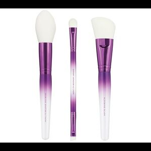 Bare Minerals Floral Utopia 3pc Brush Collection